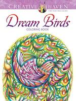 Creative Haven Dream Birds Coloring Book af Miryam Adatto