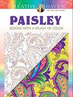 Creative Haven Paisley: Designs with a Splash of Color af Marty Noble