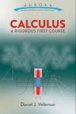 Calculus (Aurora Dover Modern Math Originals)