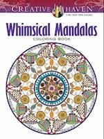 Creative Haven Whimsical Mandalas