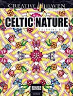 Creative Haven Celtic Nature Designs Coloring Book