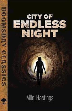Bog, paperback City of Endless Night af Milo Hastings