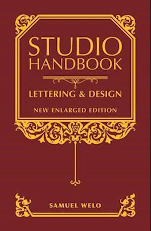 Bog, hardback Studio Handbook: Lettering & Design af Samuel Welo