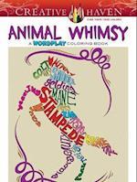 Creative Haven Animal Whimsy