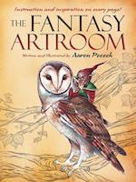 Fantasy Artroom af Aaron Pocock