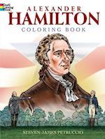 Alexander Hamilton Coloring Book (Dover History Coloring Book)