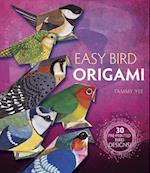 Easy Bird Origami (Dover Origami Papercraft)