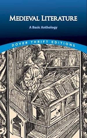 Bog, paperback Medieval Literature: A Basic Anthology af Dover publications, Inc.