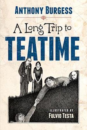 Bog, paperback A Long Trip to Teatime af Anthony Burgess