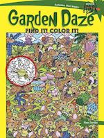 Spark Garden Daze Find It! Color It! (Dover Coloring Books)