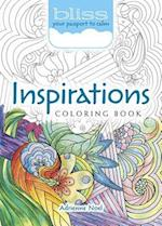 Bliss Inspirations Coloring Book (Adult Coloring)