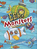 Eek! Monsters Coloring Book (Dover Coloring Books)