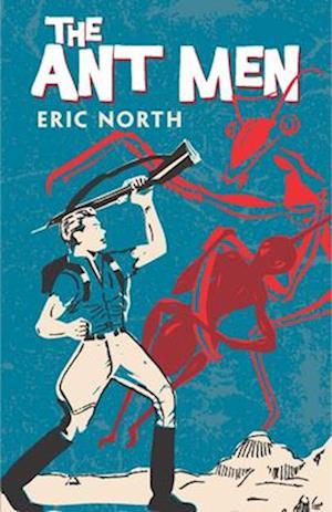 Bog, paperback Ant Men af Eric North