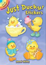 Just Ducky! Stickers (Dover Little Activity Books Stickers)