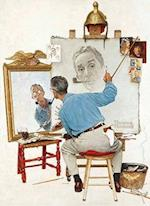 Norman Rockwell's Triple Self-Portrait Notebook