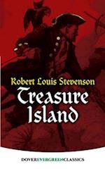 Treasure Island (Dover Childrens Evergreen Classics)