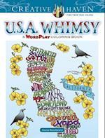 Creative Haven U.S.A. Whimsy