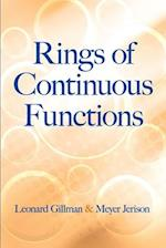 Rings of Continuous Functions (Dover Books on Mathematics)