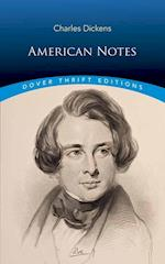 American Notes (Dover Thrift Editions)