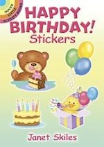 Happy Birthday! Stickers (Dover Little Activity Books Stickers)