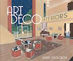 Art Deco Interiors af Henry Delacroix