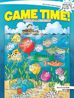 Spark Game Time! Puzzles & Activities (Dover Children's Activity Books)