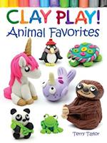 Clay Play! Animal Favorites
