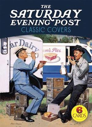 The Saturday Evening Post Classic Covers