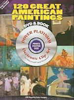 120 Great American Paintings af Dover Publications Inc, Dover