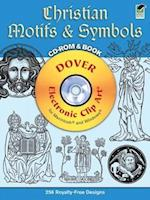 Christian Motifs and Symbols CD-ROM and Book [With CDROM] (Dover Electronic Clip Art)