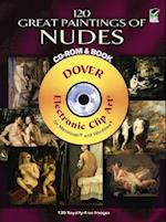 120 Great Paintings of Nudes (Dover Electronic Clip Art)