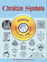 Christian Symbols [With CDROM] (Dover Electronic Clip Art)