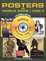 Posters of World Wars I and II (Dover Electronic Clip Art)