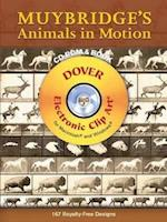 Muybridge's Animals in Motion [With CDROM] af Eadweard Muybridge