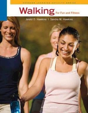 Bog, paperback Walking for Fun and Fitness af Sandra M Hawkins, Jerald D Hawkins