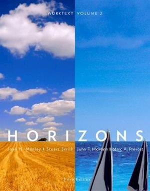 Cengage Advantage: Horizons, Worktext Volume II, Chapters 5-R
