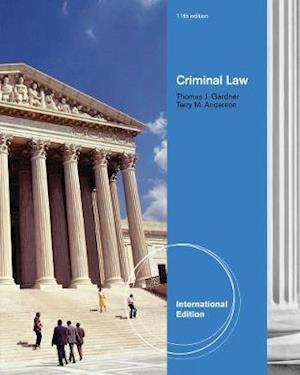 Criminal Law, International Edition