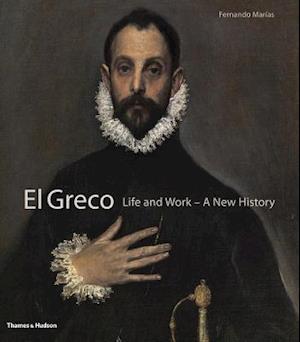 Bog, hardback El Greco af Fernando Marias