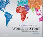 New Atlas of World History: Global Events at a Glance af John Haywood
