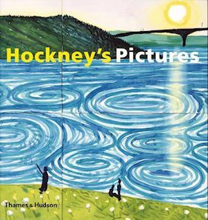 Bog paperback Hockney's Pictures af David Hockney