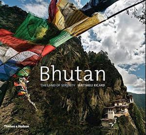 Bog paperback Bhutan af Matthieu Ricard