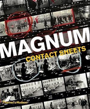 Bog, paperback Magnum Contact Sheets af Kristen Lubben