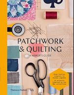 Patchwork and Quilting (Makers Guide)