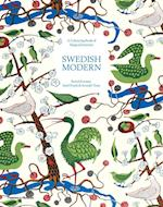 Swedish Modern: A Colouring Book of Magical Interiors