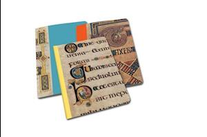 Book of Kells: Notebook Set (3) - A