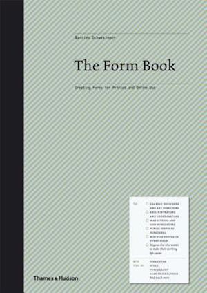 Bog, hardback Form Book: Best Practice in Creating Forms for Business andOnline af Borries Schwesinger