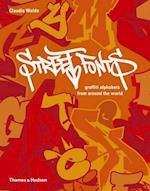 Street Fonts (Street Graphics / Street Art)