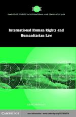 International Human Rights and Humanitarian Law (Cambridge Studies in International And Comparative Law)