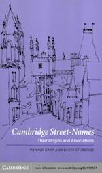 Cambridge Street-Names