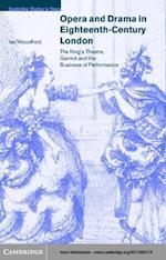 Opera and Drama in Eighteenth-Century London (Cambridge Studies in Opera)